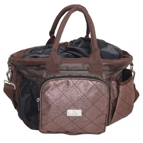 "Putztasche ""Hollywood Glamorous""  dazzling chocolate"
